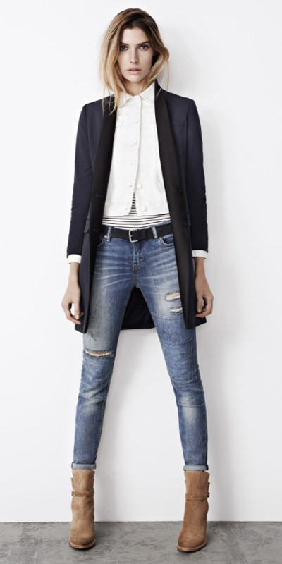 Allsaints spring summer lookbook 2013 | Oh Mai Darling