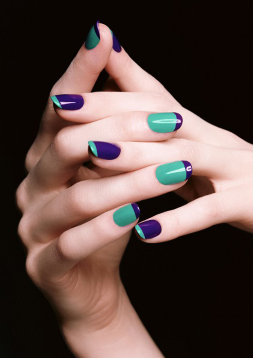 colorblock_nails_french_manicure_ysl_1