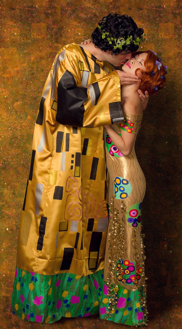 maibri_halloween_costume_klimt_the_kiss