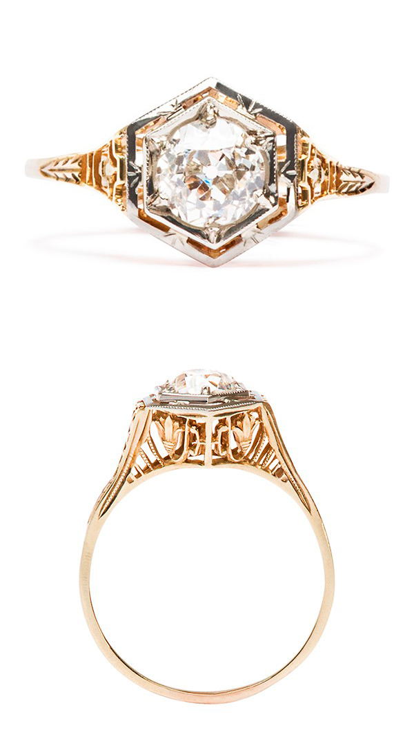 Trumpet_and_Horn_antique_diamond_engagement_ring_01