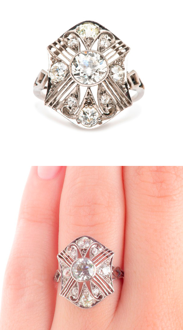 Trumpet_and_Horn_antique_diamond_engagement_ring_02