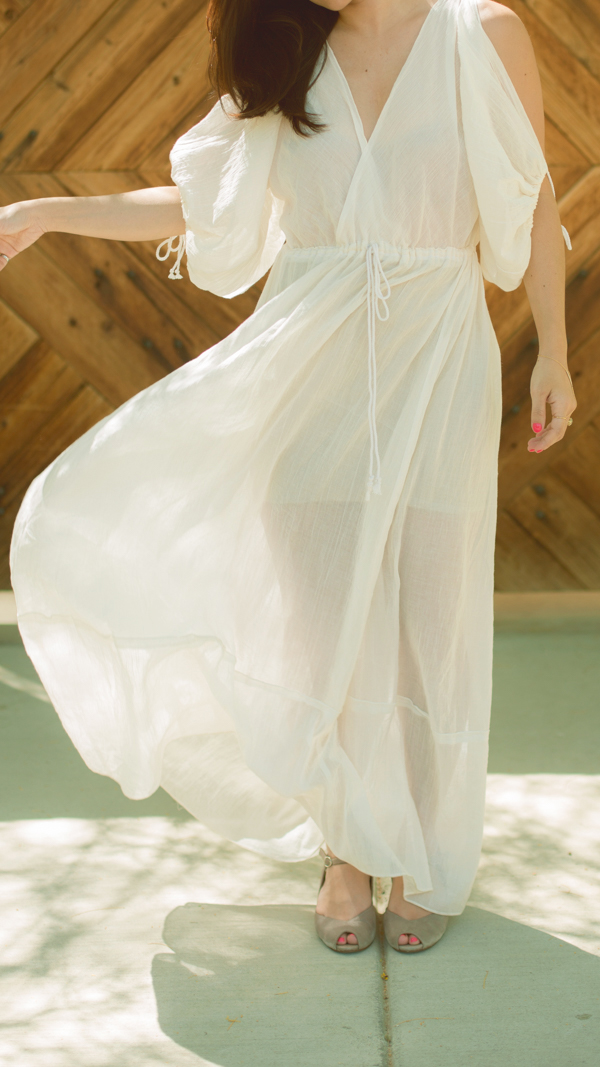 Grecian Maxi Dress Free Poeple
