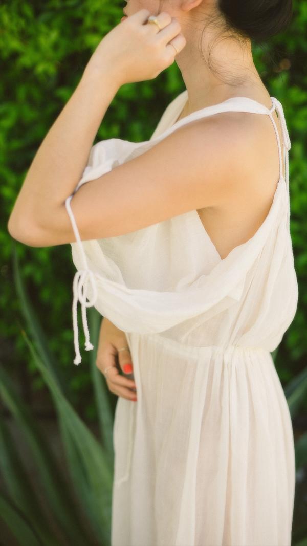 Grecian Maxi Dress Free Poeple